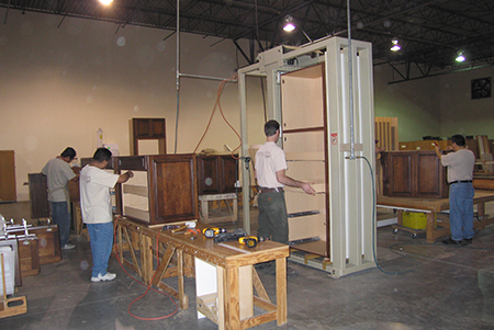 Professional cabinet makers in Norcross, GA