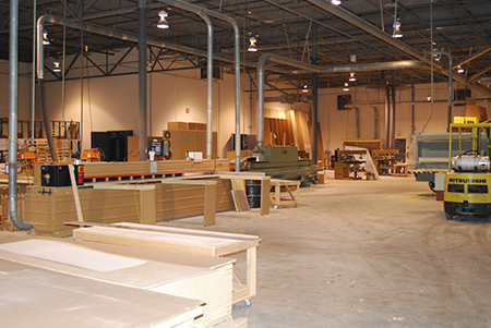 Our Woodworking Shop